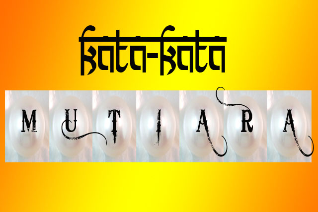 Story Of Love Kata Kata Mutiara Gyfandie